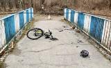 Rowerzysta w Rybniku porażony prądem. Spadł na niego przewód wysokiego napięcia. Jest dotkliwie poparzony