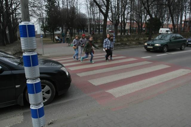 We Włocławku, przy ul. Gajowej, Kapitulnej, Celulozowej i Toruńskiej, wybudowane zostaną inteligentne przejścia dla pieszych