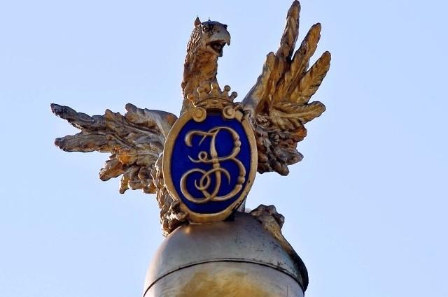 Już nie tylko symbol z bramy wjazdowej do pałacu będzie jedynym Gryfem w mieście