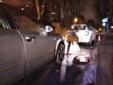 Łódź: Miał 4 promile! Doprowadził do wypadku i... usnął! ZDJĘCIA