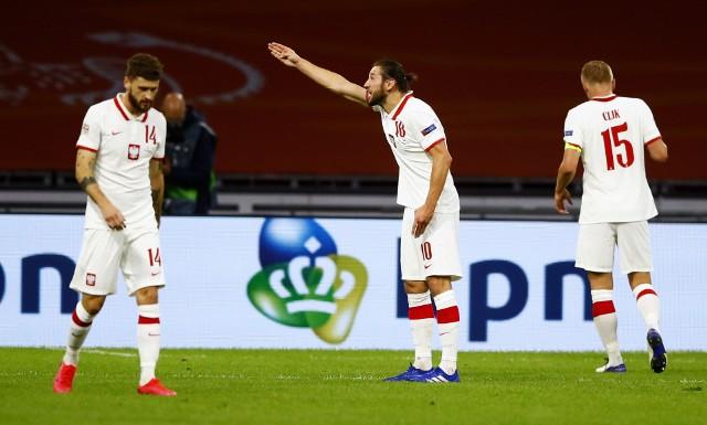 Polska rozpoczęła rywalizację w Lidze Narodów od wyjazdowej porażki z Holandią. Co prawda niewielkiej, bo przegrała 0:1, jednak ta bojaźliwej i mało aktywnej w ofensywie kadry dawno nie widzieliśmy (albo już wyparliśmy z pamięci). Zobacz, jak oceniliśmy piłkarzy Jerzego Brzęczka.
