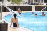 Plażowanie i kąpiel na Fali - spokojnie, bez tłoku, kolejek