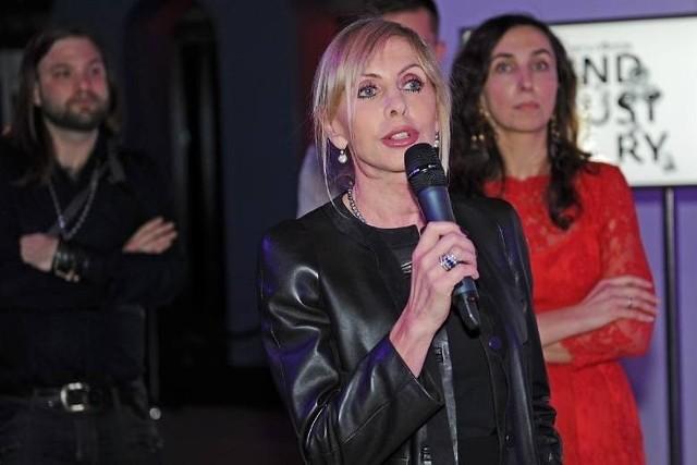 Grażyna Kulczyk podczas Art & Fashion Festival