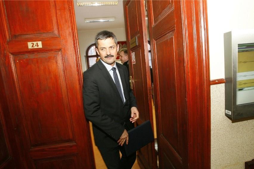 Piotr Kruczkowski, były prezydent Wałbrzycha