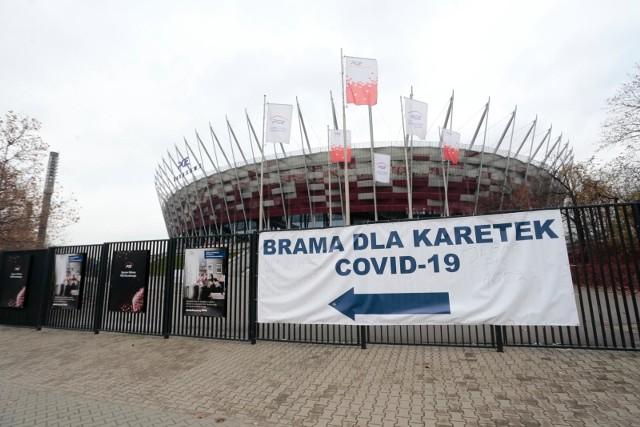 KO składa wniosek do NIK o kontrolę szpitala na Stadionie Narodowym