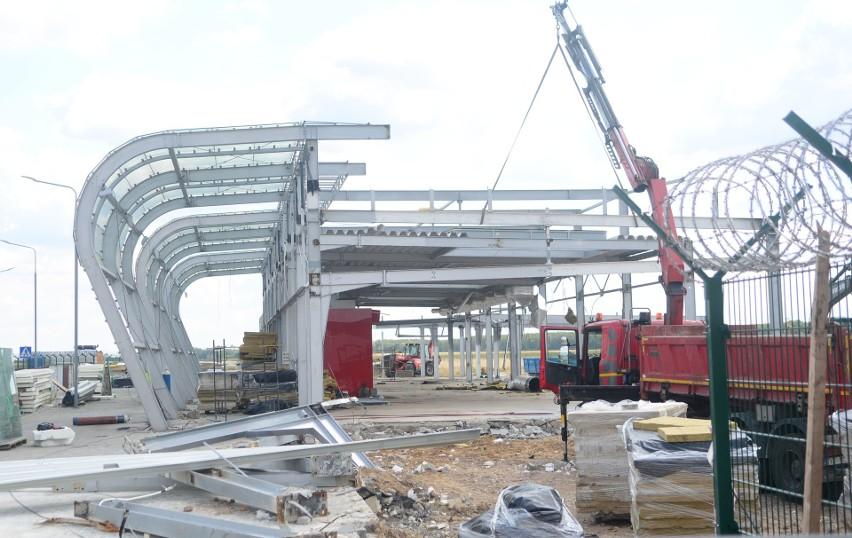 Lotnisko W Radomiu Trwa Rozbiórka Terminala Powstanie Pas