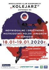 Szermierka. W weekend we Wrocławiu mistrzostwa Polski juniorów w szpadzie