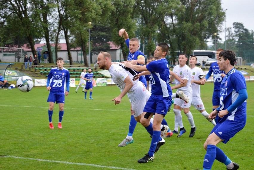 Piłkarze Lechii Zielona Góra zremisowali (2:2) z Polonią...