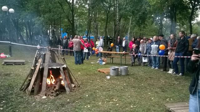 Światowy Festiwal Prażonek w Porębie 2015