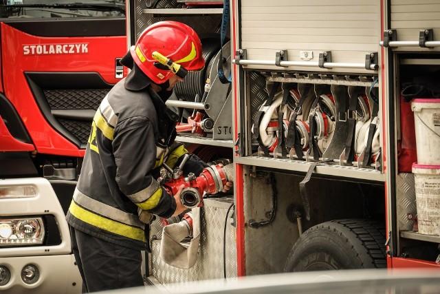 Pożar w Zabłudowie. Rodzina potrzebuje pomocy. Szkoła organizuje zbiórkę