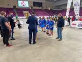 Rugby Tag na Torwarze. Srebrne medale naszych szkolnych drużyn