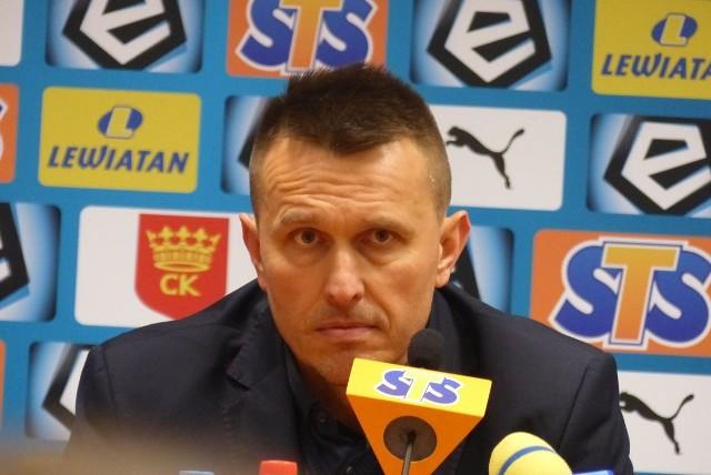 Leszek Ojrzyński tym razem miał udany powrót do Kielc.