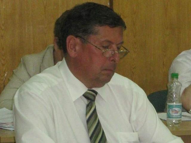 Wczoraj starosta Franciszek Budrowski otrzymał absolutorium za 2010 rok.