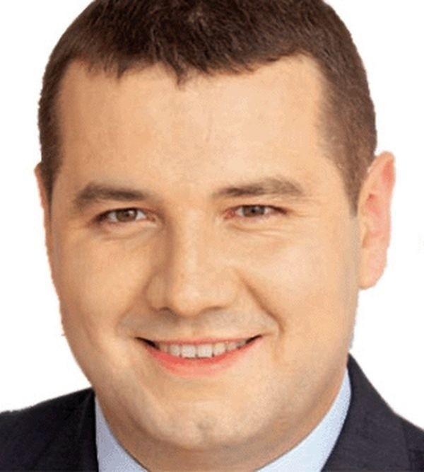 Łukasz Kulik - kandydat SLD na prezydenta Ostrołęki