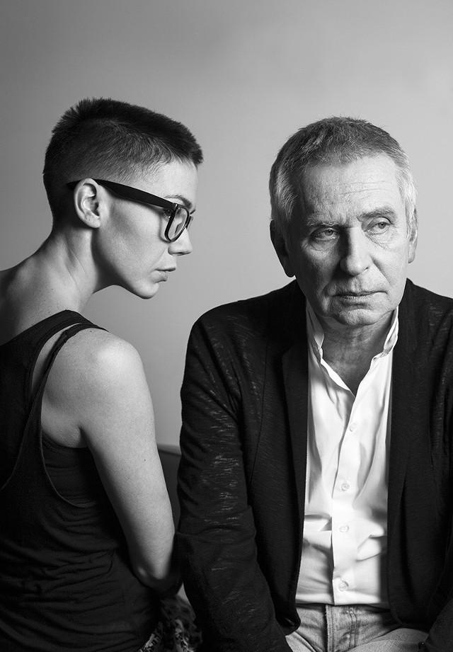 Olga Bołądź i Krzysztof Materna zapewniają półtoragodzinną zabawę z publicznością