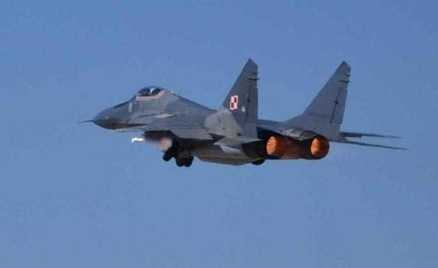 MiG 29 ostrzelany na poligonie w Nadarzycach? DG RSZ zaprzecza