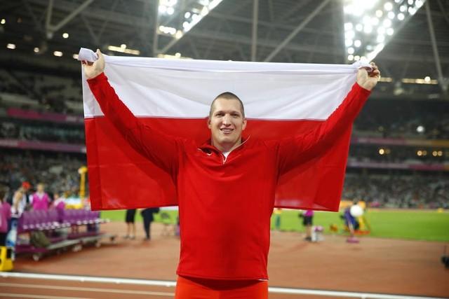 MŚ 2017. Wojciech Nowicki zdobył brązowy medal w rzucie młotem.  Paweł Fajdak mistrzem świata