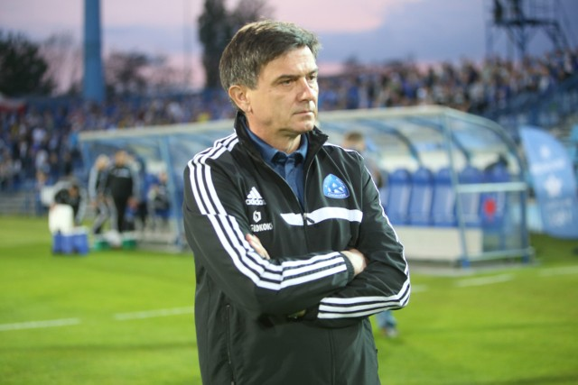 Waldemar Fornalik, trener Ruchu Chorzów