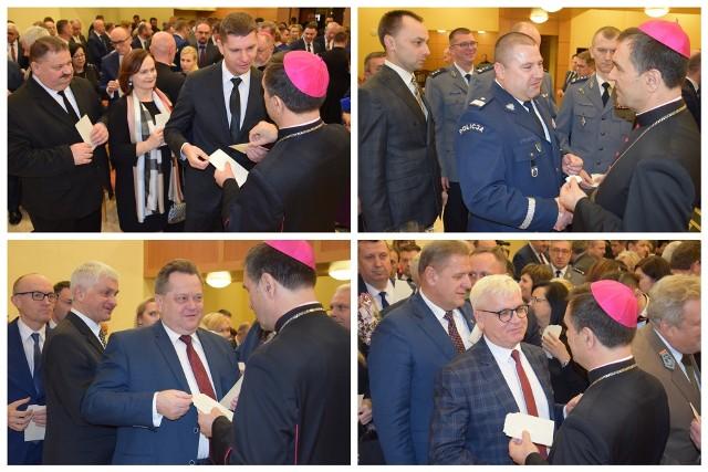 Spotkanie opłatkowe w Drohiczynie odbywa się tradycyjnie pomiędzy katolickim i prawosławnym Bożym Narodzeniem