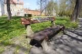 Park miejski w Gubinie czeka na modernizację. Jak wygląda teraz, w dobie koronawirusa? [ZDJĘCIA]