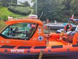 Łódka wywróciła się na Odrze we Wrocławiu. W akcji WOPR, policja, pogotowie i straż pożarna [ZDJĘCIA]