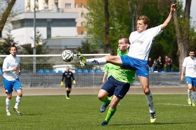Trener Stali zapowiada, że od 1 minuty zagra m. in. Dominik Bednarczyk.