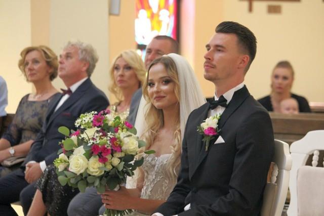 Adrian Dziubiński i Aleksandra Kaszubowska