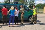W okolicach Narewki 40 nielegalnych imigrantów przeszło przez polsko-białoruską granicę