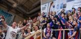 Spójnia Stargard - King Szczecin na zdjęciach. Derby zacięte na boisku i na trybunach
