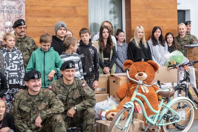 Dary dla dzieci ze Szprotawy