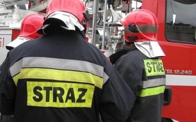 Strażacy ostatniej doby w województwie śląskim interweniowali ponad 200 razy.