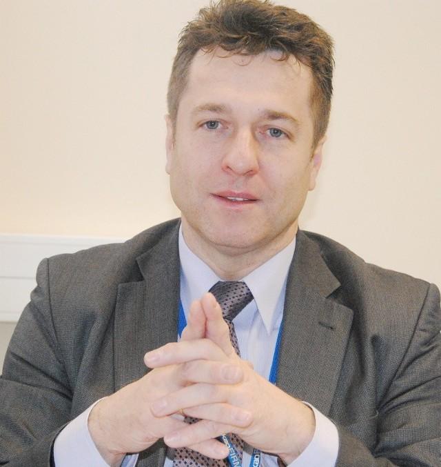 Przemysław Ślusarski miał rozpocząć pracę w Ratuszu 1 stycznia