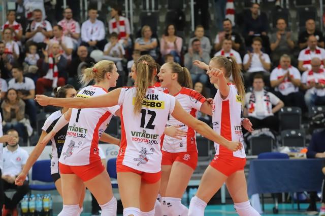 ŁKS Commercecon to brązowy medalista sezonu 2019/2020