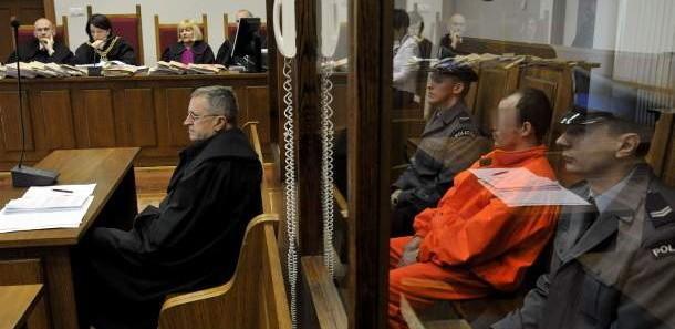 - Oskarżony Marcin M. nie przyznał się do winy - Przebieg wydarzeń był całkiem inny - stwierdził przed sądem, ale nie chciał mówić nic więcej.