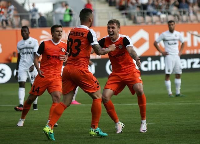 Zagłębie Lubin - Slavia Sofia 3:0