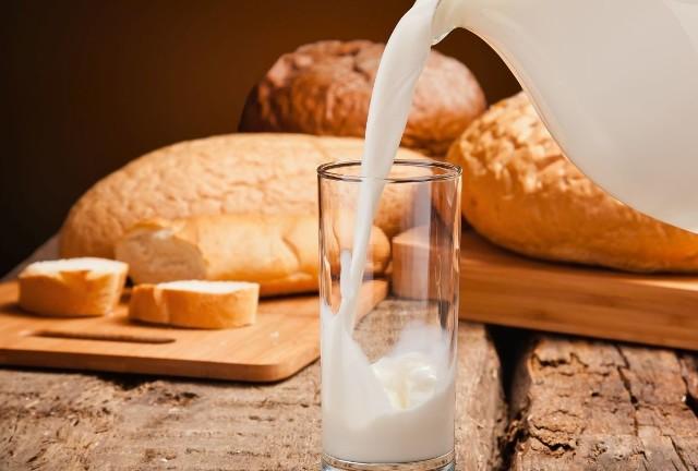 W pokarmie najczęściej uczulają zboża, z kolei aż 1/4 Polaków nie toleruje laktozy