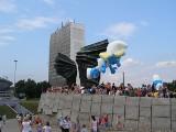 Parada Smerfów w Katowicach [ZDJĘCIA]