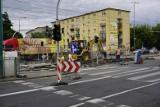 Remont na skrzyżowaniu Grochowskiej i Grunwaldzkiej. Autobusy linii 169, 182, 214 i 224 pojadą zmienioną trasą