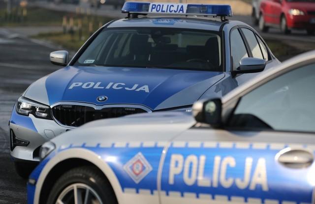 Policjanci sprawdzali w gminie Iwanowice wymyślone informacje o zabójstwie