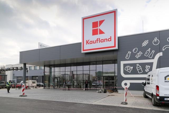Kaufland przejmuje trzy placówki Tesco od 1 lutego 2020 roku
