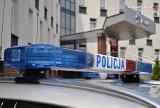 Mieszkaniec Żywca uciekał przed policją. Po drodze uszkodził dwa samochody, radiowóz i kilka budynków