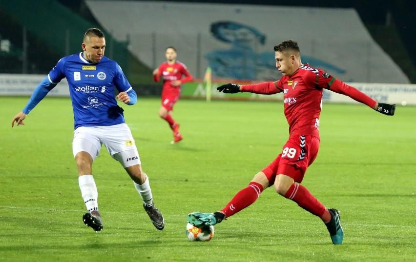 Gol Fabiana Piaseckiego nie wystarczył do wywalczenia w Grudziądzu nawet punktu