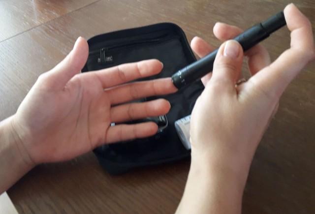 Cukrzycy - taniej kupią paski do glukometrów