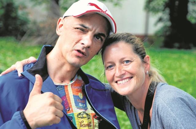 Obecnie Tomasz Brzeski rehabilituje się.  Żona Agnieszka jest dla niego wielkim kibicem i wielkim oparciem