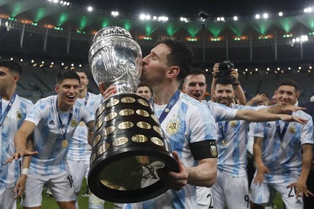 Messi wreszcie to zrobił. Poprowadził Argentynę do zdobycia Copa America