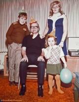 Żenujące zdjęcia rodzinne. Też takie macie? [ZDJĘCIA]