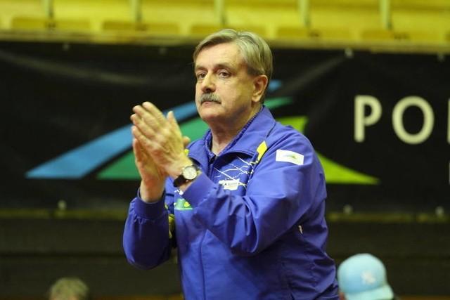 Trener Zbigniew Nęcek i jego podopieczne z reprezentacji Polski nie muszą się martwić o kwalifikację do przyszłorocznych igrzysk