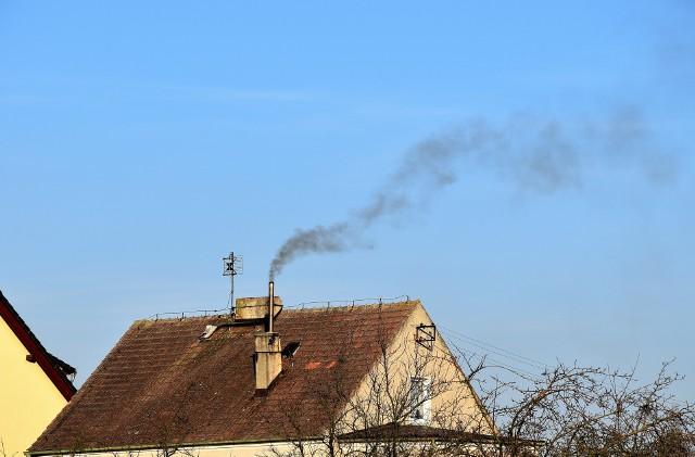 Smog w Opolu