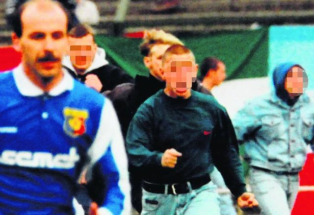 'Misiek' uczestniczył w wielu zadymach na polskich stadionach