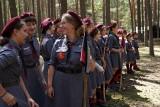 Harcerze na obozach. Zobacz, jak sobie radzą i czy czują się w lesie bezpiecznie?